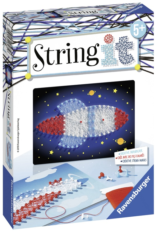 Ravensburger StringIt Aircraft 180356