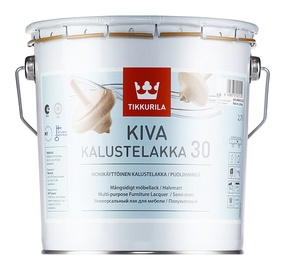 Peitslakk Kiva Kalustelakka poolmatt 2,7L