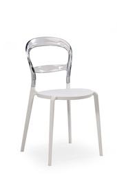 Svetainės kėdė K100, balta