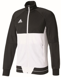 Adidas Tiro 17 Training Jacket BQ2598 Black White XL