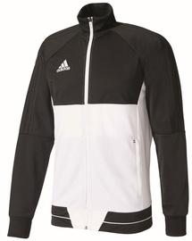 Adidas Tiro 17 Training Jacket BQ2598 Black White XL