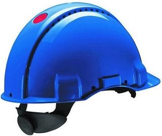 3M Peltor Safety Helmet Blue G3000NUV-BB