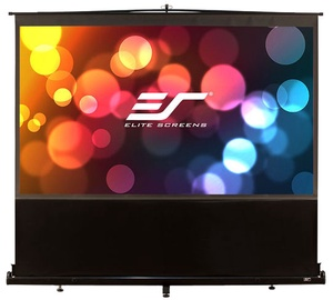 Projektoriaus ekranas Elite Screens F100NWH ezCinema Portable Screen