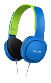 Ausinės Philips SHK2000BL/00 Blue
