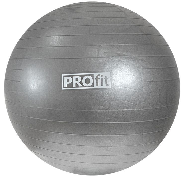 ProFit Gym Ball 85cm Silver