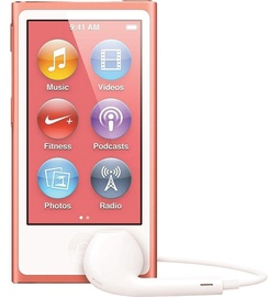 Apple iPod Nano 16GB Pink 7th Gen