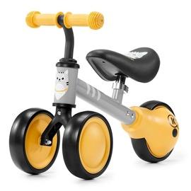 Vaikiškas dviratis KinderKraft Cutie Honey Yellow