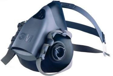 Защита для лица 3M Half Mask Respirator M 7502