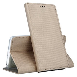 Mocco Smart Magnet Book Case For Huawei Y5 2019 Gold