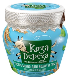 Fito Kosmetik Goat Dereza Thick Soap For Hair And Body 175ml Blue