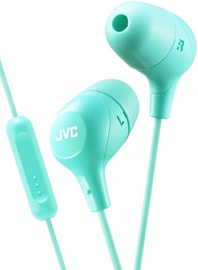 Ausinės JVC HA-FX38M Green