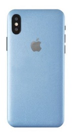 3MK Back Sticker For Apple iPhone X Blue