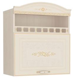 DaVita Viktorija 20.13 Kitchen Upper Cabinet Astrid Pine/Vanilla