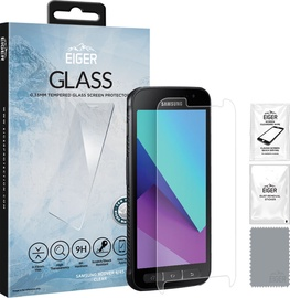 Eiger 2.5D Screen Protector for Samsung XCover 4