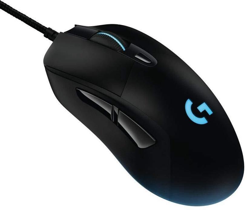 Žaidimų pelė Logitech G403 Hero Optical Gaming Mouse Black