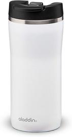 Aladdin Mocca Thermavac Leak-Lock Vacuum Mug 0.35l White