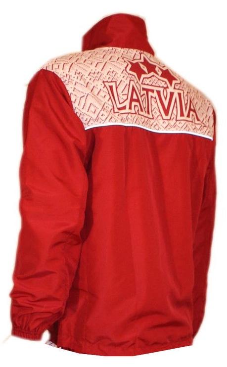 Пиджак Bars Mens Sport Jacket Red/White 213 XL