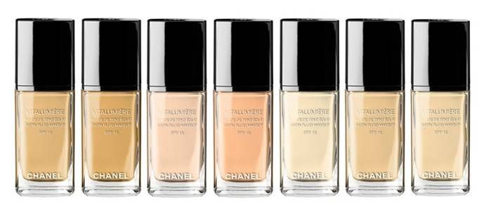 Chanel Vitalumiere Fluid Makeup 30ml 20