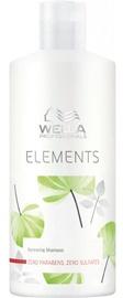 Šampūnas Wella Professionals Elements Renewing, 500 ml