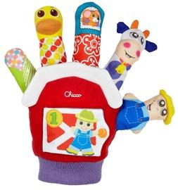 Chicco Baby Senses Line Farmyard Finger Puppet 07651