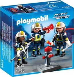 Playmobil City Action Fire Rescue Crew 5366