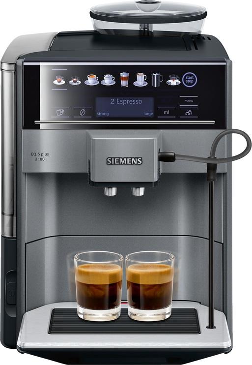 Kavos aparatas Siemens EQ.6 Plus s100 TE651209RW