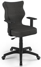 Entelo Office Chair Duo Black/Dark Grey Size 6 FC33