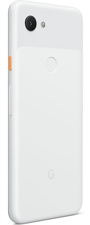 Mobilusis telefonas Google Pixel 3a Clearly White, 64 GB