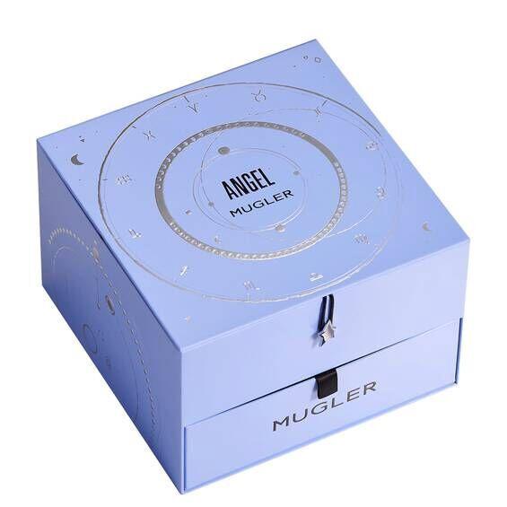 Подарочный набор для женщин Thierry Mugler Angel 3pcs Luxury Set 160ml EDP