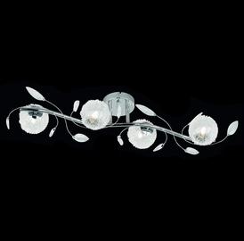 Lubinis šviestuvas Reality Wire R61354106, 4X28W, G9