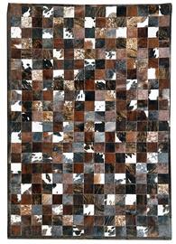 Home4you Corbit 360 Carpet 140x200cm Brown