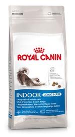 Sausas ėdalas katėms Royal Canin Indoor Long Hair, su paukštiena, 2 Kg