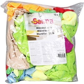 Saima Microfibre Cloth 12pcs