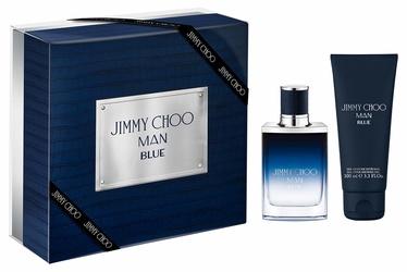 Набор для мужчин Jimmy Choo Man Blue 2pcs Set 150 ml EDT