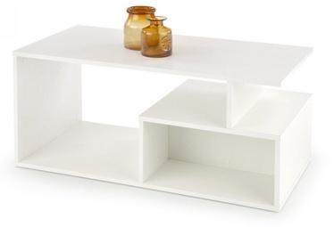 Kavos staliukas Halmar Combo, baltas, 1100x550x490 mm