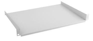 Lanberg Fixed Shelf 19'' Grey