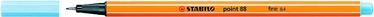 Stabilo Point 88 Fineliner 0.4mm Ice Blue 88/11
