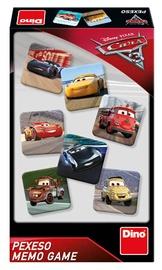 Galda spēle Dino Disney Cars Pexeso Memo