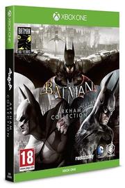 Batman: Arkham Collection Steelbook Xbox One