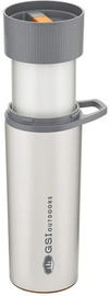 GSI Outdoors Glacier Stainless Commuter JavaPress Cup Steel