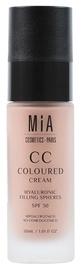 CC veido kremas Mia Cosmetics Paris Mia Dark CC Mia, 30 ml
