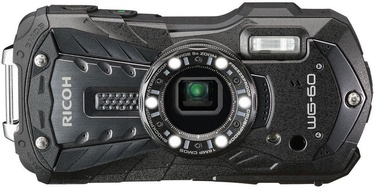Seikluskaamera Ricoh WG-60 Black