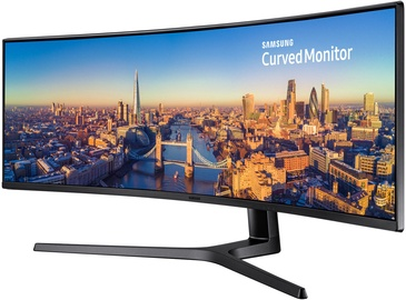 "Monitorius Samsung C49J890, 49"", 5 ms"