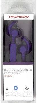 Ausinės Thomson WEAR7208PU Purple, belaidės