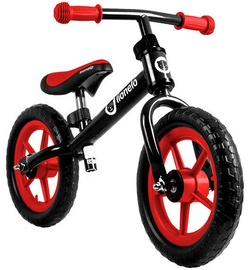 Velosipēds Lionelo Balance Bike FIN PLUS Red