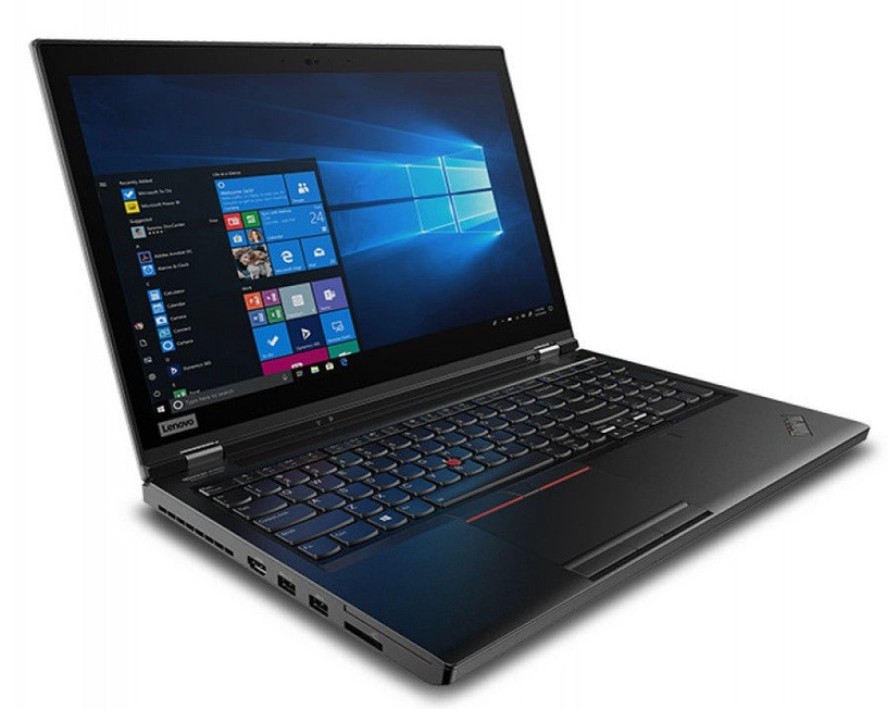 Lenovo ThinkPad P53 Black 20QN002PMH