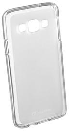Cellular Line Shape Back Case For Samsung Galaxy A3 A300 Transparent