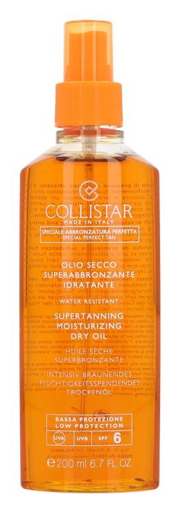 Collistar Supertanning Dry Oil SPF6 200ml