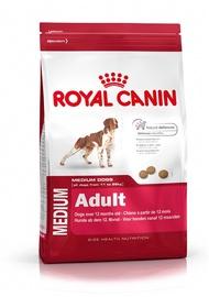 Sausas ėdalas šunims Royal Canin Medium Adult, 15 kg