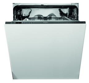Įmontuojama indaplovė Whirlpool WIC 3C26 N